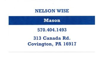 Nelson Wise s